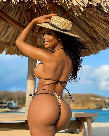 Monifa Jansen Nude LEAKED Pics & Porn Video 108