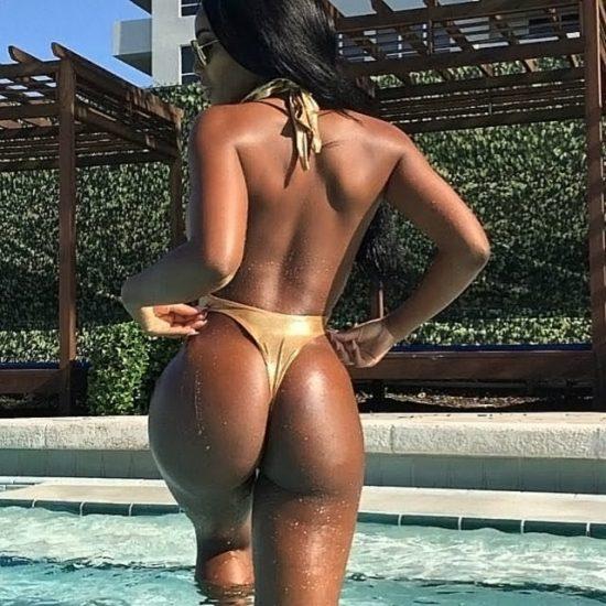Monifa Jansen Nude LEAKED Pics & Porn Video 20