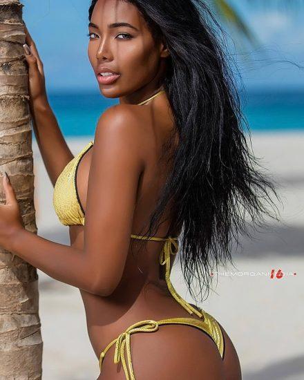 Monifa Jansen Nude LEAKED Pics & Porn Video 25