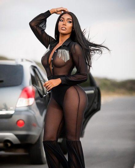Monifa Jansen Nude LEAKED Pics & Porn Video 26