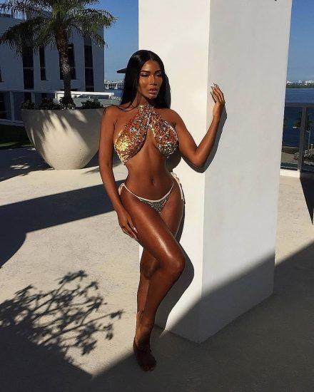 Monifa Jansen Nude LEAKED Pics & Porn Video 28
