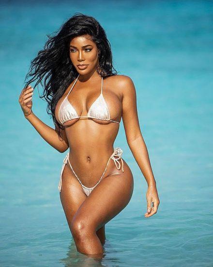 Monifa Jansen Nude LEAKED Pics & Porn Video 36