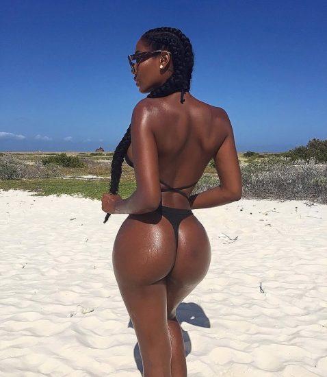 Monifa Jansen Nude LEAKED Pics & Porn Video 40