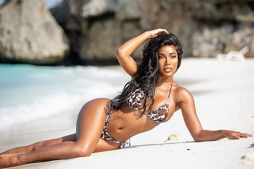 Monifa Jansen Nude LEAKED Pics & Porn Video 127