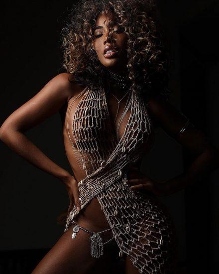 Monifa Jansen Nude LEAKED Pics & Porn Video 56