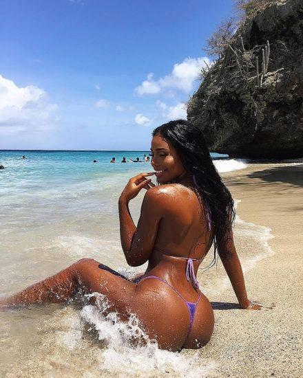 Monifa Jansen Nude LEAKED Pics & Porn Video 82