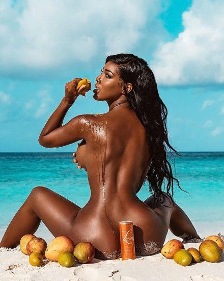 Monifa Jansen Nude LEAKED Pics & Porn Video 97