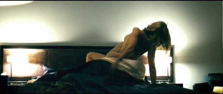 Natasha Henstridge nude in Deception sex scene 2