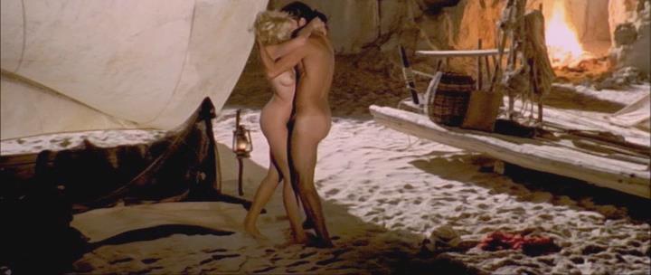 Natasha Henstridge nude sex video in Bela Donna 1