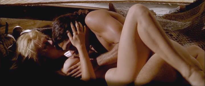 Natasha Henstridge nude sex video in Bela Donna 2