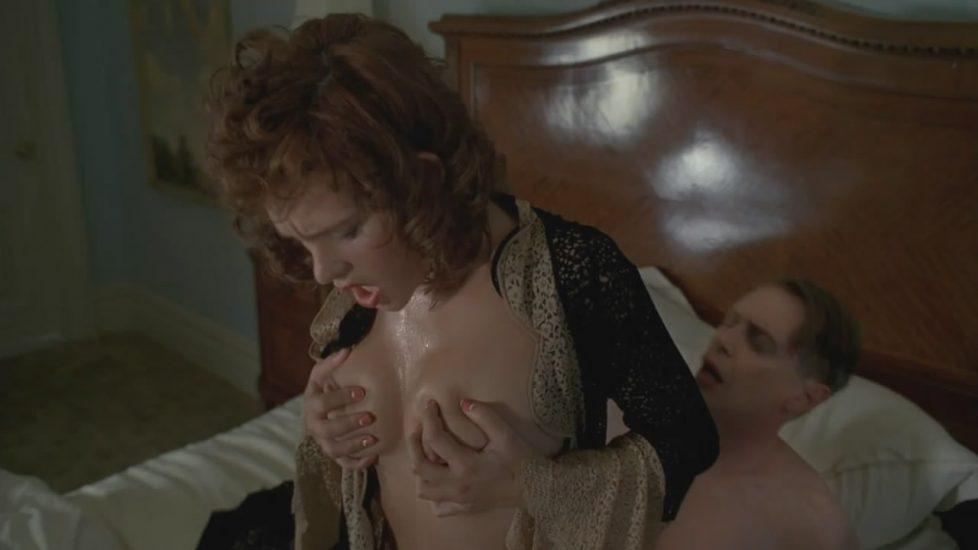 Paz de la Huerta topless sex in Boardwalk Empire - S01E01 2