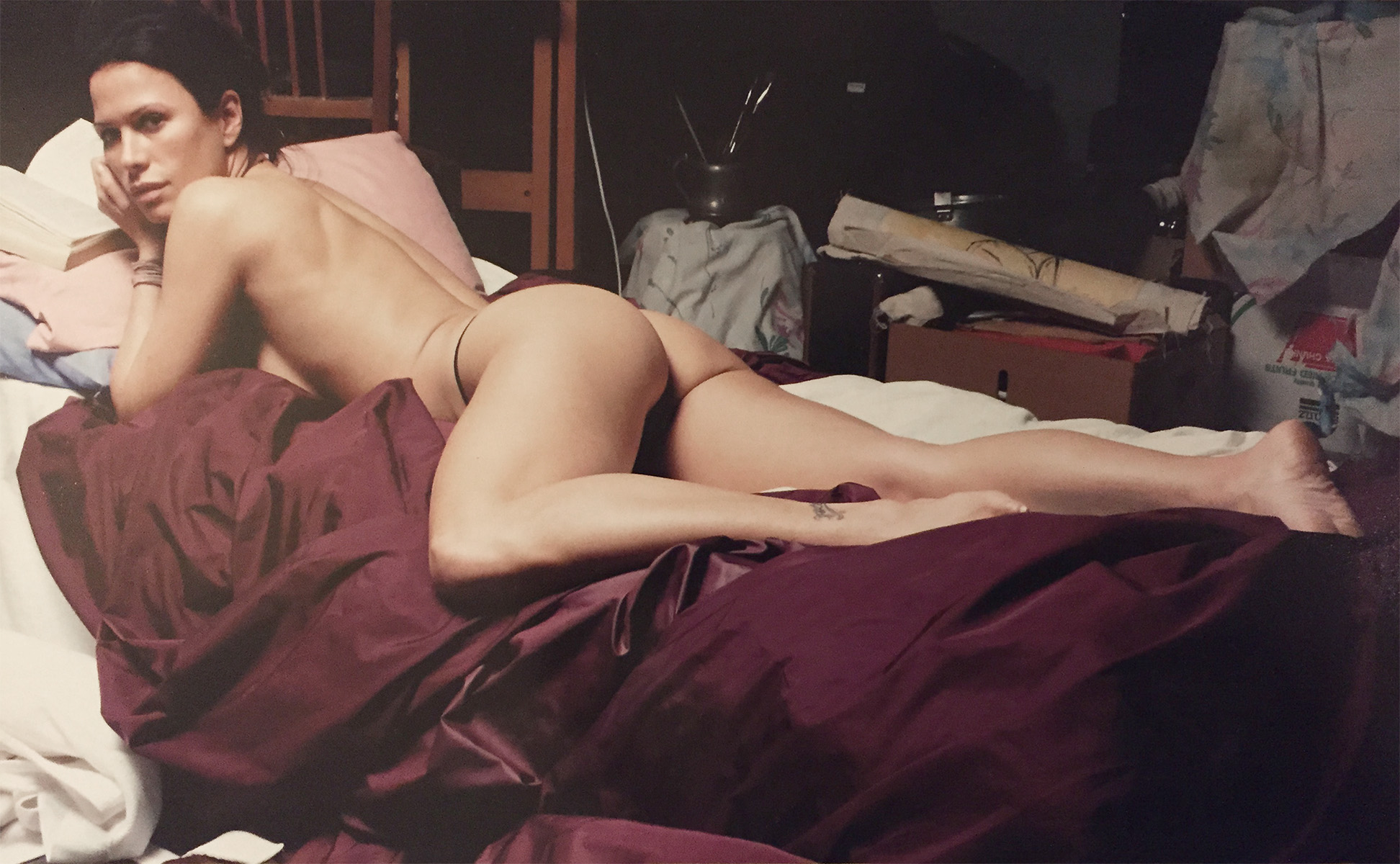 Rhona Mitra Nude Leaked Photos and Naked Sex Scenes 9