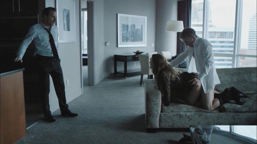 Riley Keough Nude Explicit Sex Scenes 4