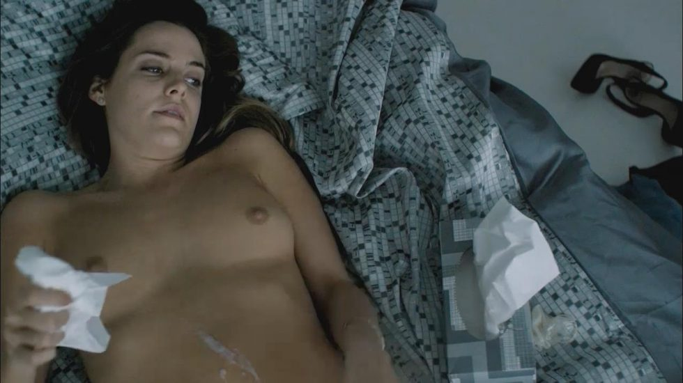 Riley Keough naked sex scene in The Girlfriend Experience - S01E02