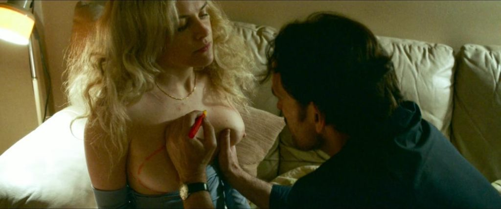 Riley Keough nude in The House that Jack Built