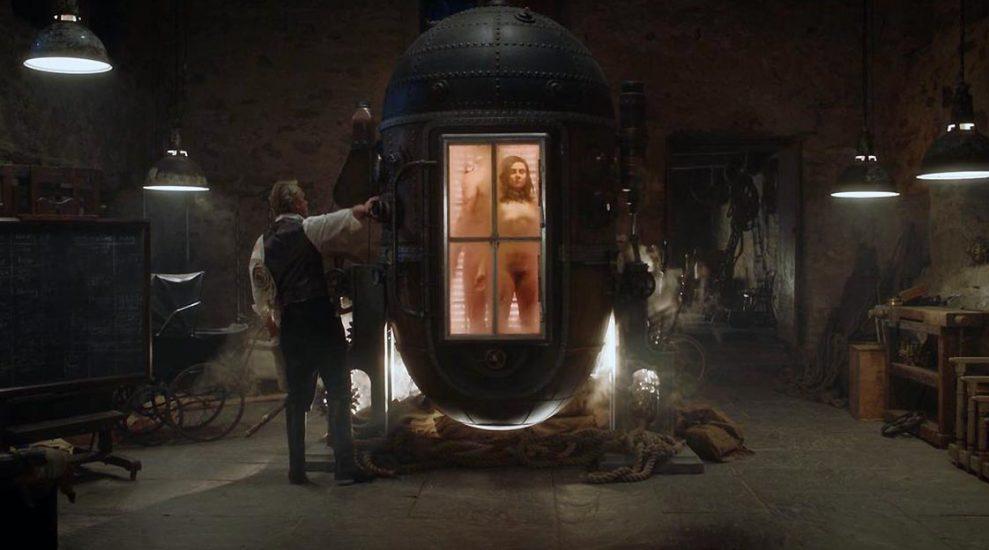 Sara Vickers Nude Scenes Compilation 6