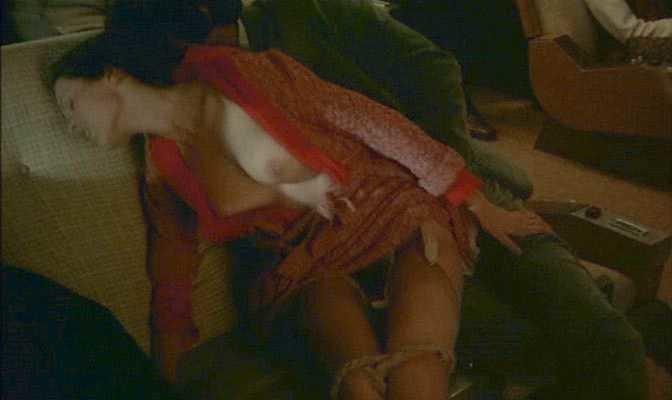 Sylvia Kristel nude sex in Emmanuele 1