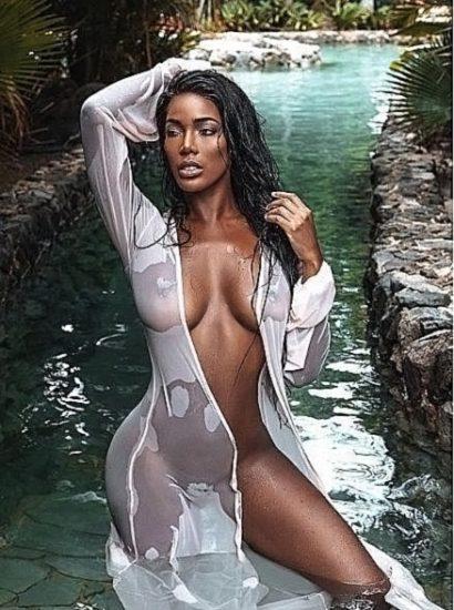 Monifa Jansen Nude LEAKED Pics & Porn Video 6