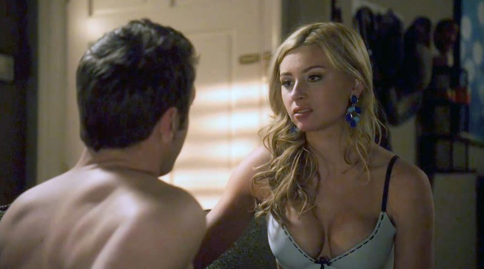 Aly Michalka Nude Photos and Porn Video – LEAKED 33