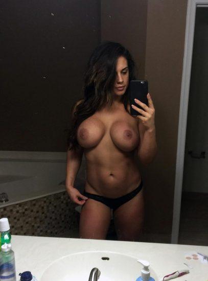 Celeste Bonin topless again
