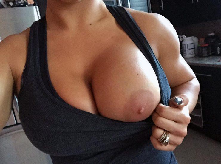Celeste Bonin tit fell out