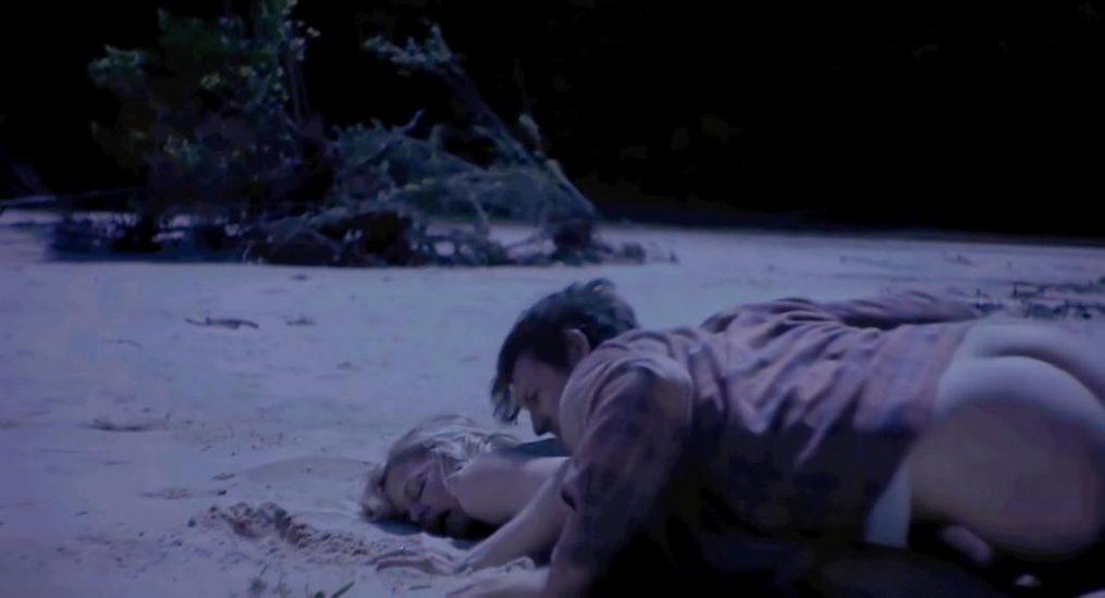 Jennifer Morrison forced sex on the beach from Back Roads