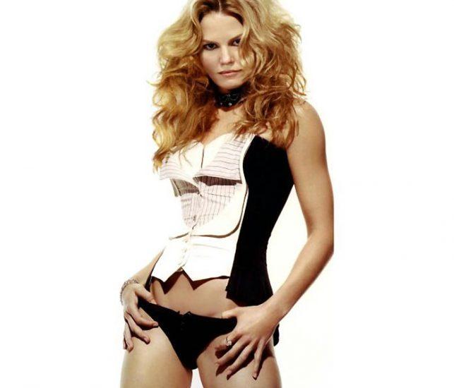 Jennifer Morrison Nude in Explicit Sex Scenes 29