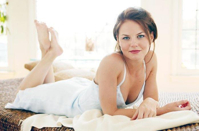 Jennifer Morrison Nude in Explicit Sex Scenes 30