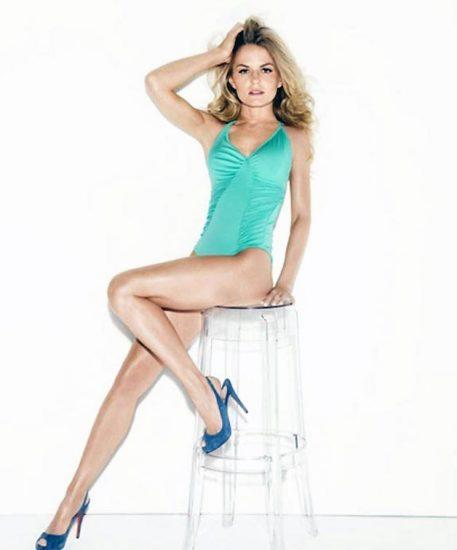 Jennifer Morrison Nude in Explicit Sex Scenes 41