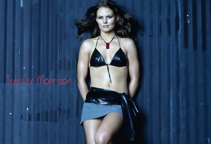 Jennifer Morrison Nude in Explicit Sex Scenes 76