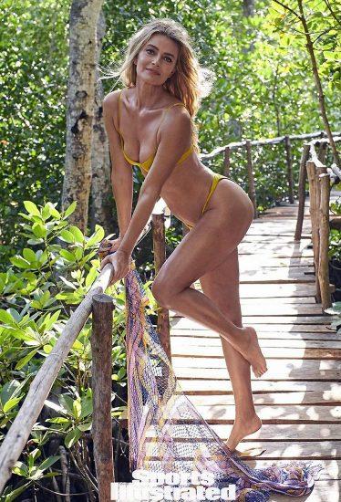 Paulina Porizkova  nackt