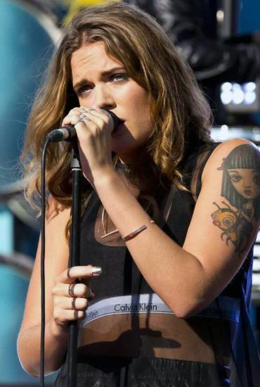 Tove Lo Nude & Topless Photos and Porn Video LEAKED 60