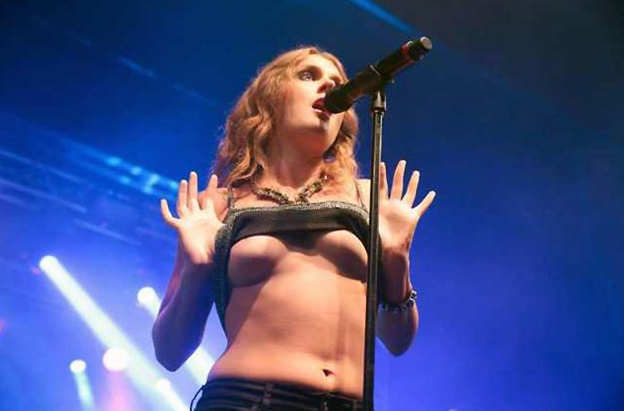 Tove Lo Nude & Topless Photos and Porn Video LEAKED 33