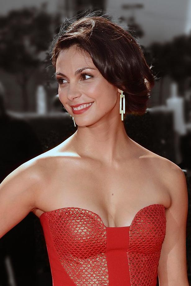 Morena Baccarin Nude Pics and Sex Scenes - Scandal Planet