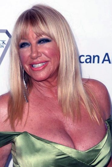 Suzanne Somers Nude Pics and Old LEAKED Sex Tape 67